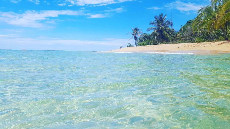Sea Beach Sand