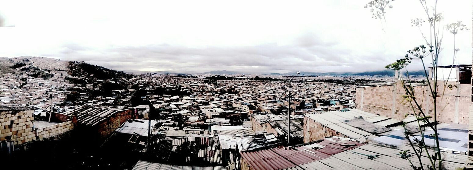 The Places I've Been Today Bogota. Cityscapes