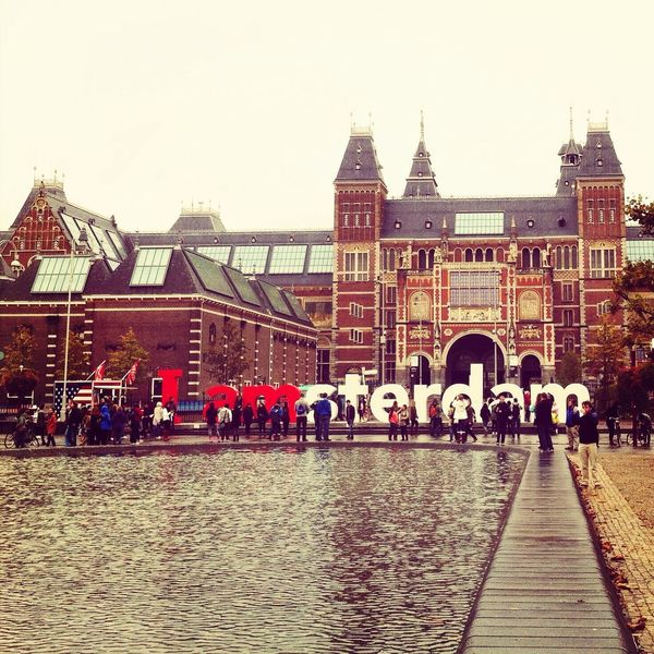 Being A Tourist Amsterdam Your Amsterdam