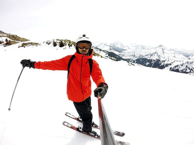 Back in Austria.. Feeling so happy 😜 Skiing Austria