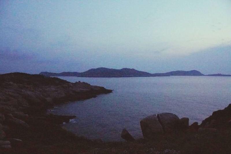 Hello World Relaxing Sky Sea
