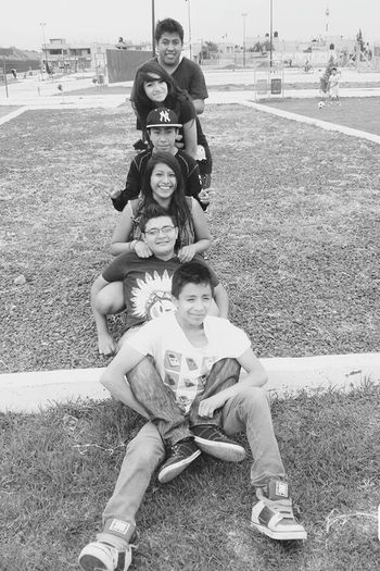 They say that in this life there are no friends, Error ... I and found more than one ... Very funny indeed !!! Toño :3 Angie ❤ Rene Ruben(: Andres Cx