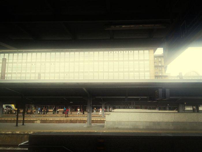 Commuting Viewfromthestation