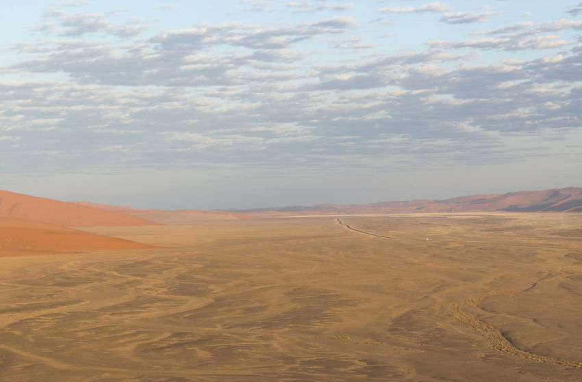 Arid Climate Beauty In Nature Day Desert Landscape Namib Desert Namib Dunes Namibia Namibia Landscape NamibiaPhotography Nature No People Outdoors Sand Sand Dune Scenics Sky Tranquil Scene Tranquility