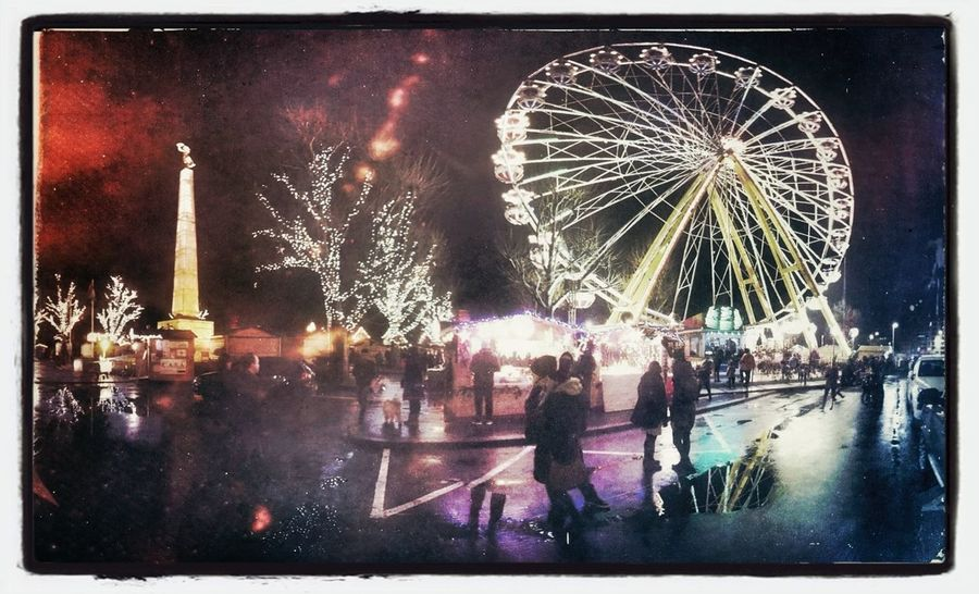 Xmas Market Luxembourg City Discover Luxembourg Xmas StandART
