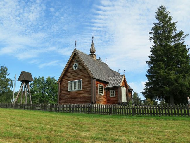 Gråträsk chapel, Sweden. Hanging Out Norrbotten Sweden Piteå EyeEm Best Shots - Architecture Architecture Chapel EyeEm Gallery EyeEm Best Shots