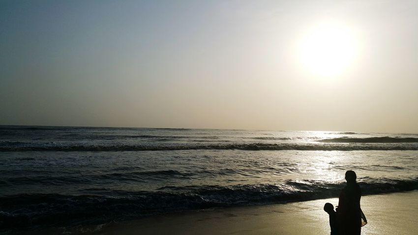 Sea Art Seaside Natural Beauty Sea View Sea Life Nice View Sun Sunrise Sunlight