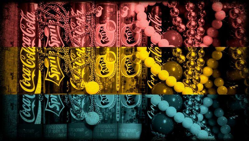 Fanta Cocacola Bijuteri