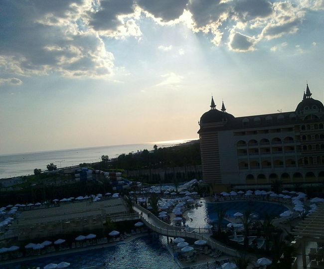 Vacations Room View Sea Sky Pools Silence Love Life Eye4photography  EyEm New Here