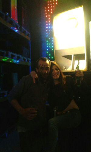 Me And My Friend Factory Magazine Party Hard Fiesta Tekno Delirio Sbammm Crazy Friends Drunk Nights