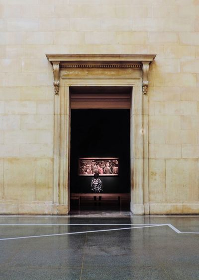 Architecture Door Built Structure No People Indoors  Day TateBritain Museum Photography Museums Picture