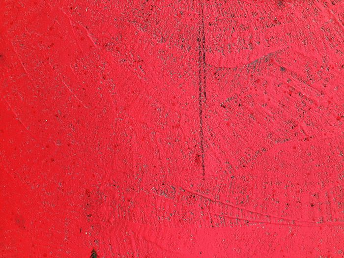 Red painted background texture Asphalt Copy Space Road Street Red Painted Backgrounds Full Frame Red Textured  No People Wall - Building Feature Close-up Built Structure Pattern Architecture Abstract Weathered Paint Damaged Dirty Rough