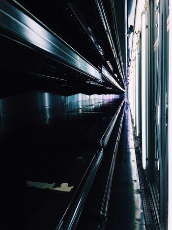empty fridge life Supermarket Empty Fridge Blade Runner Neon Cold Architecture Neon Lights Minimalism Light