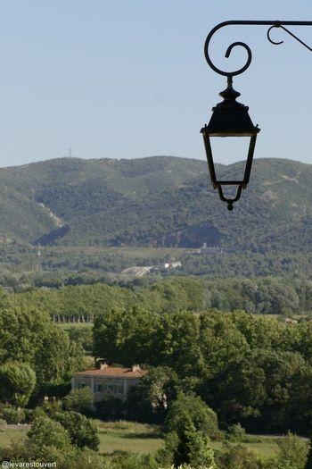 Landscape View Paysage Vaucluse