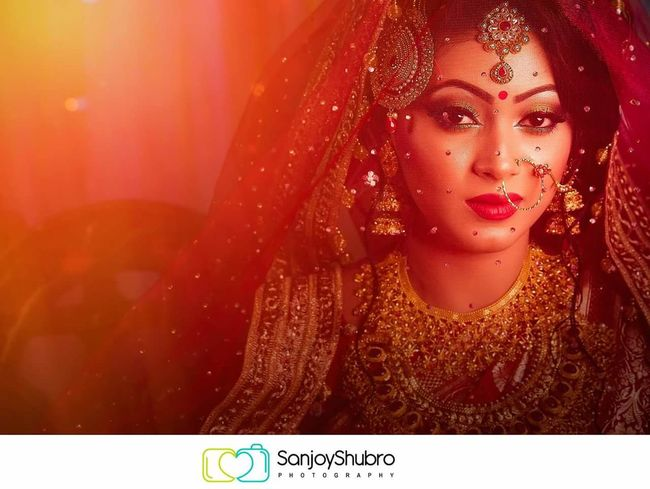 Wedding Photography wedding day Sanjoyshubro Photography