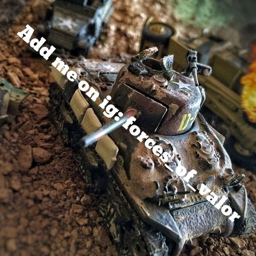 More photos are on there. But will also post here every so often. WWll Worldwar2 Tanks Military