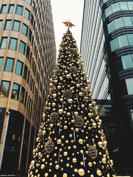 Christmas Tree Moscow Christmas Happy New Year