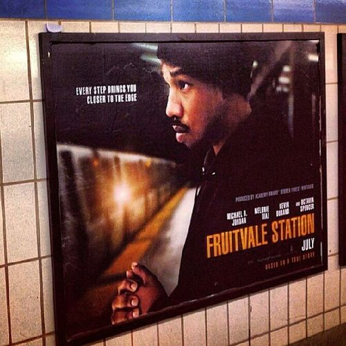 I don't know if its by coincidence or not that this film - Fruitvale Station - came out this past week, concurrently with the George Zimmerman verdict being handed down. I actually didn't think much of it when I downloaded it, as I download movies all the time to watch because watching movies is my favorite thing to do outside of music. I heard Michael B. Jordan (Wallace from the Wire) was in it starring as Oscar Grant and it was written and directed by a 27-year-old, Black, Bay-area native, Ryan Coogler . I must say, this film is THE most moving film I've seen since maybe Malcom X back in 1992. Like so many other injustices that we talk about for two weeks and forget, this movie seems to depict one of them. The film dramatizes the events ofJanuary 1, 2009leading up to when Oscar Grant was shot and killed by a White, BART transit officer, in the back, while lying face down on a subway platform. The cop got off with basically two years for the unprovoked murder. I actually remember when the video of the shooting was on Youtube a few years back and the riots and protests that followed, similar to those happening now over Trayvon Martin. You may not feel like blacking out your profile or going to Times Square to protest or even talking about whats just happened this weekend in our country and our people, linked to the injustice over the trial but Im sure you're into entertainment. If you are, the least you can do is go see this film. I know I am. It received a two minute standing ovation at the Cannes Film Festival. Its THAT good. People are talking about Oscar-worthy already. And its THAT important. Not just because of Trayvon but all the victims over many years who have been killed for no reason, and not just by others.Even by our own people. Its only playing at two theatres in NY - The Loews at Lincoln Center on Broadway and 68th and the Angelika Theatre on Houston and Mercer. Fruitvalestation OSCARGRANT MichaelBJordan RyanCoogler TrayvonMartin GeorgeZimmerman Socia