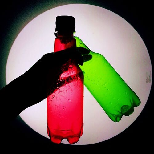 Trash Plastic Plasticbottles Fluorescent Fluorescent Colors Grapefruit Malon Objet