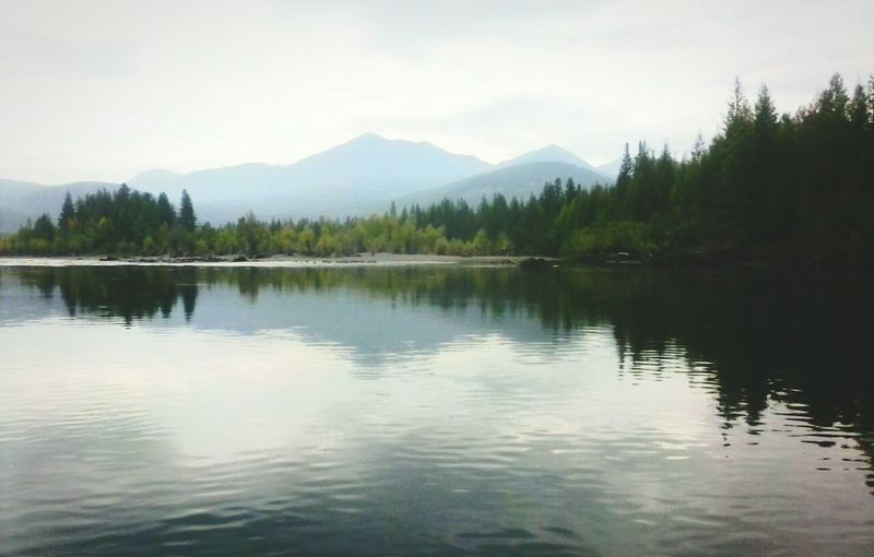 Landscape Nature_collection Peace And Tranquility Lake V In The Forest