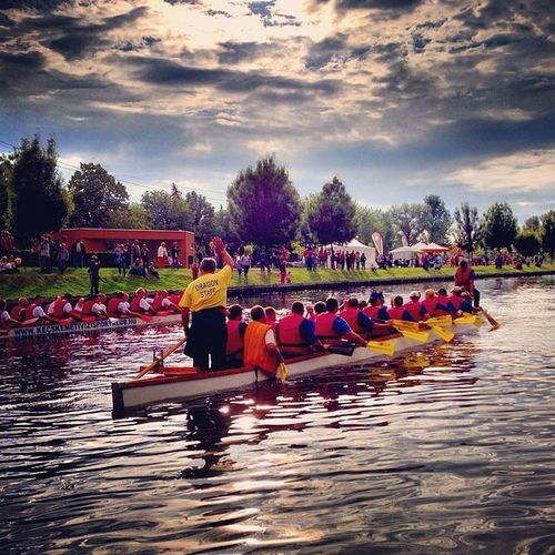 Dragonboat cup Instamagyarorszag Ic_skies Hungary Mik Backlight