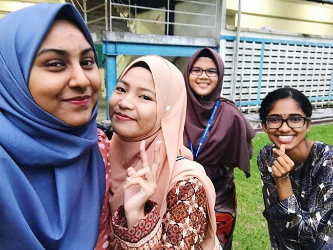 my roommate at this college Kmpp Angsana A1T1. 3 IAMPDT Student