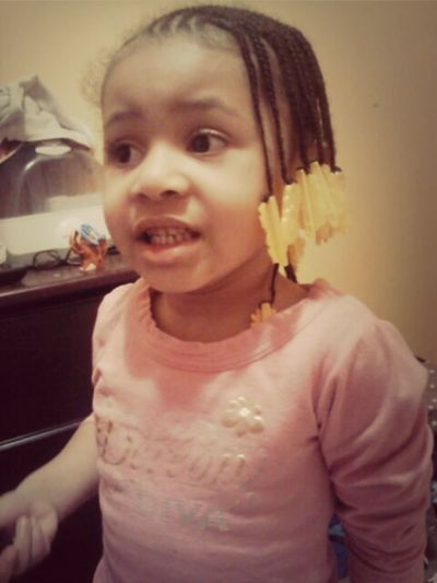 My Lil Baby Kelise