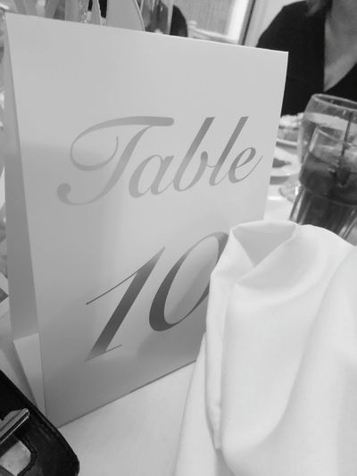 Table 10 Just