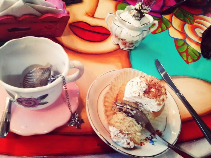 Cupcakes Tea Time Food Porn The EyeEm Breakfast Club