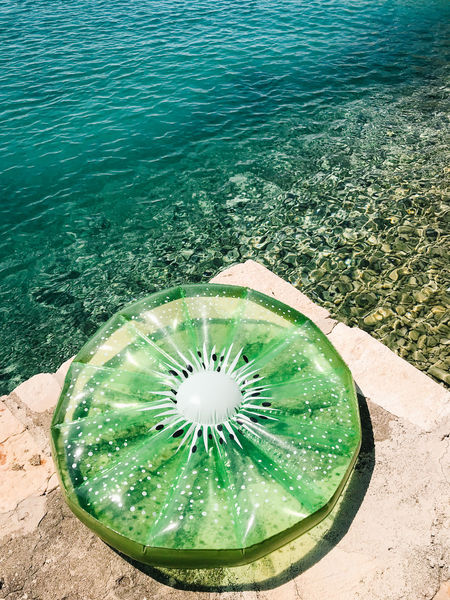 Balkan Roadtrip Beach Beauty In Nature Blue Close-up Day Freshness Green Color High Angle View Land Nature No People Outdoors Plant Sea Sunlight Tranquility Turquoise Colored Water