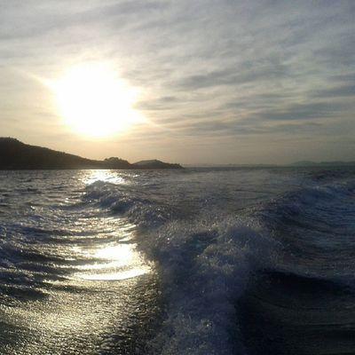 Sea View Landscape Costa In Barca