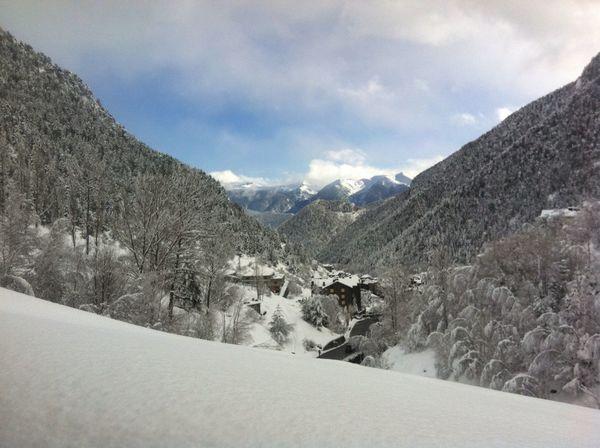 View from my window Enjoying Life Deepfreeze ProCamera - Shots Of The Year 2014 Winter Wonderland Andorra Principat D'Andorra