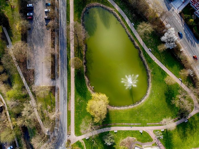 Luftbild Bad Gandersheim © MJ ® Tadaa Community Tadaa Friends Tadaa Mavic Air DJI Mavic Air Dji HDR Aerial Luftbild Gan See Domfestspiele Roswithastadt Gandersheim Bad Gandersheim Green Color Nature Plant No People Water Day End Plastic Pollution High Angle View Growth Aerial View Outdoors Landscape Scenics - Nature Pattern Beauty In Nature Go Higher