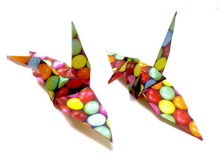 折り紙 鶴 Japan Origami Crane