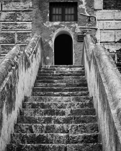 Built Structure Architecture Architecture Building Exterior Steps Steps And Staircases Outdoors Secret Places Window Passionforphotography Canoneos1100D Canon_offical Amateurphotography Bnwphotography Blackandwhite Photography Blackandwhite BW_photography Bw_collection Wall Wall Textures Bnw_collection Mywork Walking Exploring Neverstopexploring