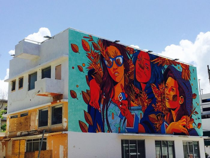 Parad 18 santurce Street Art