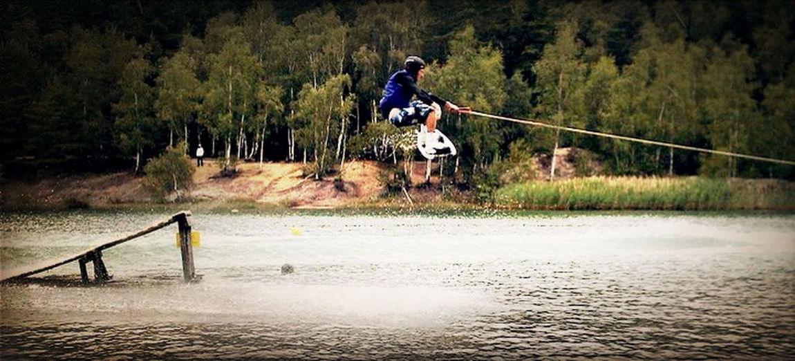 Wakeboard Lake