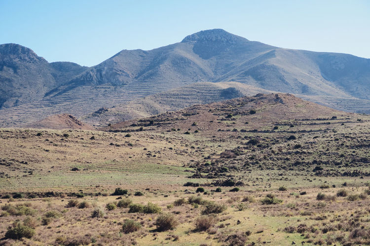 Filmset Old House Tabernas Tabernas Desert Western Western Script