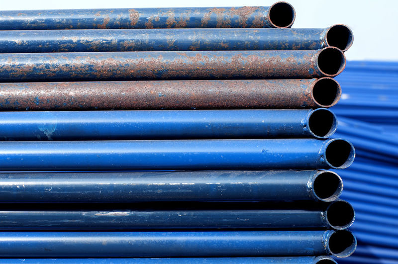 Pipe Blue Rust Background Pipeline Abstract Flow  Water Industrial Iron Industry Tube Steel Texture Closeup Pipes Metal LINE Construction Structure Round Material Stack Pile Corrosion Pattern Connector Shape Object Technology Hole Decay Rusty Oxidation Building