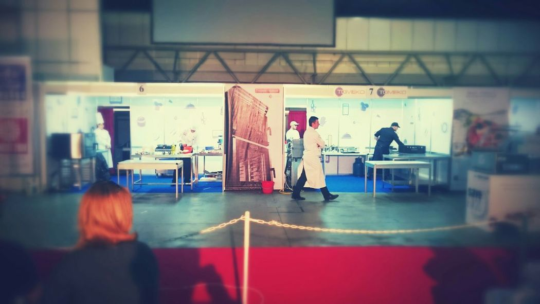 Went in the national cooking fair 😊Cheff Competition Chefs Food Cooking People Red Carpet Red