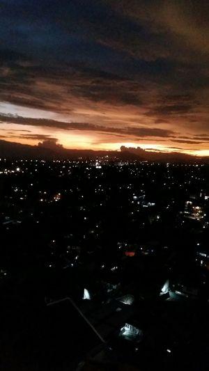 Beautiful Sky Summer Evening