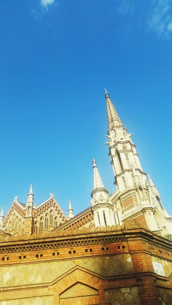 Església de les Saleses Barcelona