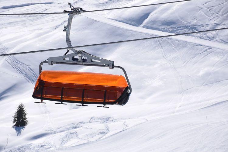 Bring me up... Snow Winter Mountains Alps Alpen Asitz Schnee Leogang Berge Colors Detail Technology Bergbahn