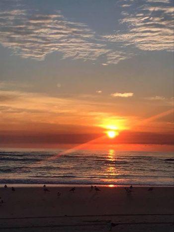 Sunset Sea Beach Scenics Beauty In Nature Tranquility Nature Summer Exploratorium