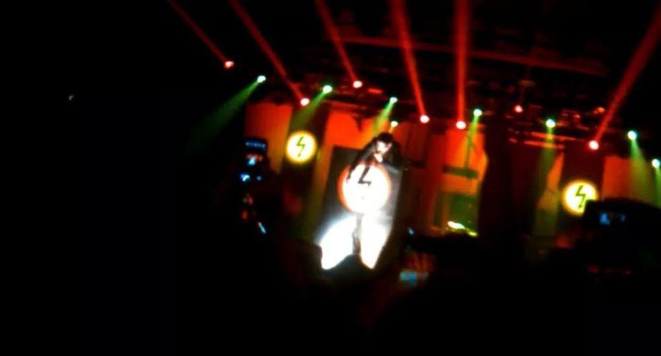 Marilyn Manson :3 Lucerna Prague