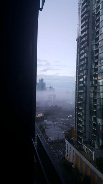 Building clouds City Cityscape Skyscraper Urban Skyline Building Exterior Sky Cloud - Sky Aerial View