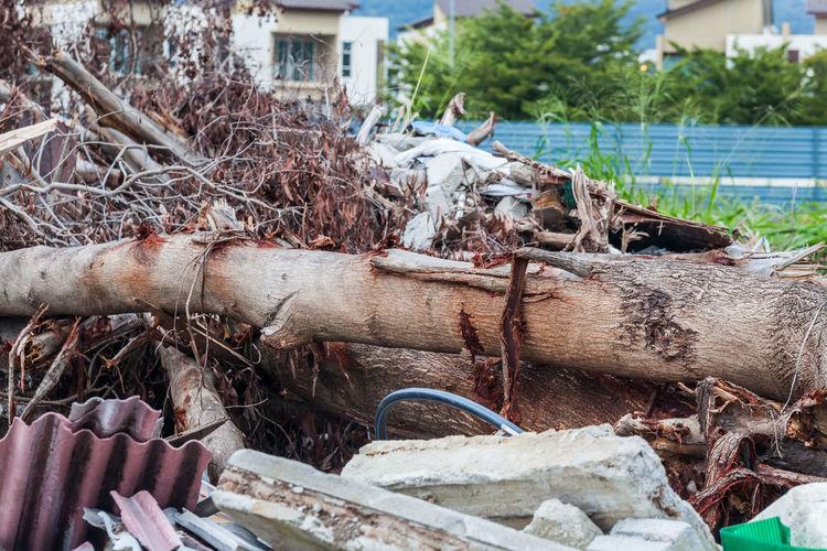 Junk site indicating disaster like tsunami, earthquake,tornado or typhoon Junk Trash Tsunami Disaster Typhoon Day Disaster Earthquake Earthquake Area Nature Outdoors Tornado Tornadoseason Tsunami Tsunami Area Tsunami Sign Typhoon Day
