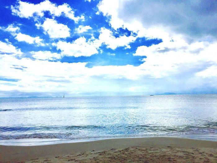 Sea Scenics Sky