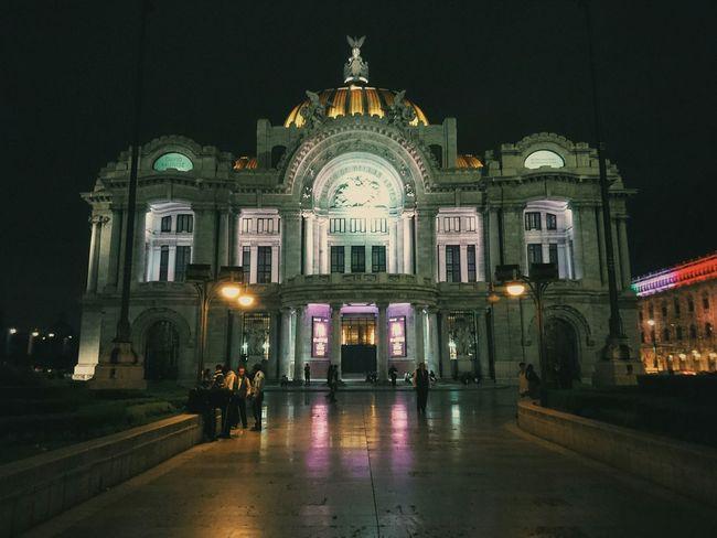 Nightphotography Night Architecture Noche Mexico