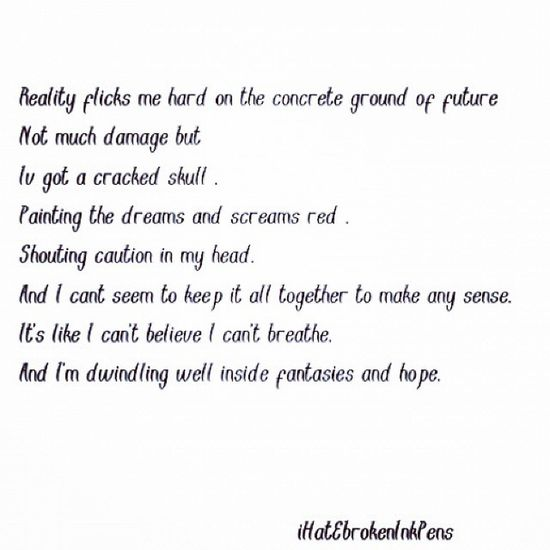 Thank you so much for tagging me @anshula_bajpai ... I can never even come close to how beautifully you've written. ... Icantbreathe :) I tried.